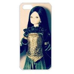 Forest Queen Apple Iphone 5 Seamless Case (white)