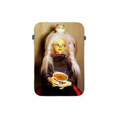 Eating Lunch Apple Ipad Mini Protective Soft Cases