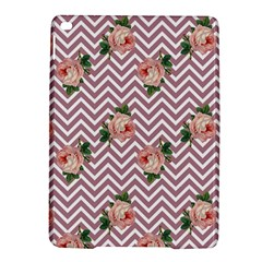 Violet Chevron Rose Ipad Air 2 Hardshell Cases