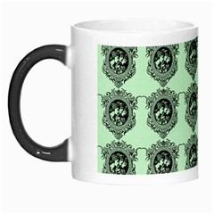 Three Women Green Morph Mugs
