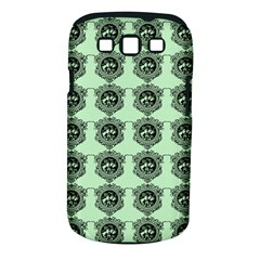 Three Women Green Samsung Galaxy S Iii Classic Hardshell Case (pc+silicone)