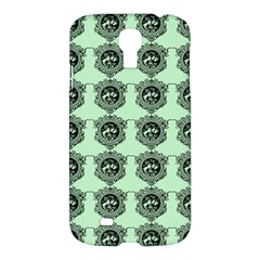 Three Women Green Samsung Galaxy S4 I9500/i9505 Hardshell Case