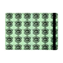 Three Women Green Ipad Mini 2 Flip Cases