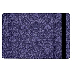 Damask Purple Ipad Air Flip
