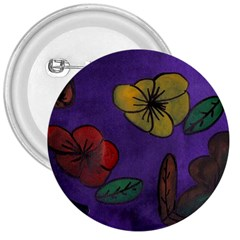 Flowers 3  Buttons