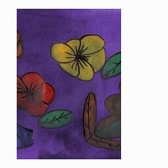 Flowers Small Garden Flag (two Sides)
