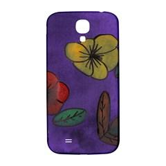 Flowers Samsung Galaxy S4 I9500/i9505  Hardshell Back Case