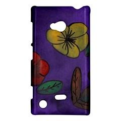 Flowers Nokia Lumia 720