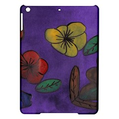Flowers Ipad Air Hardshell Cases
