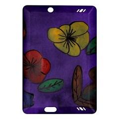 Flowers Amazon Kindle Fire Hd (2013) Hardshell Case