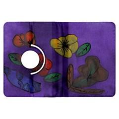 Flowers Kindle Fire Hdx Flip 360 Case