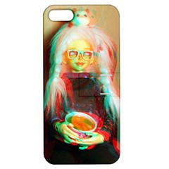 Eating Lunch 3d Apple Iphone 5 Hardshell Case With Stand