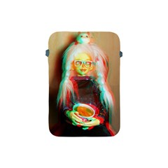 Eating Lunch 3d Apple Ipad Mini Protective Soft Cases