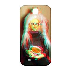 Eating Lunch 3d Samsung Galaxy S4 I9500/i9505  Hardshell Back Case
