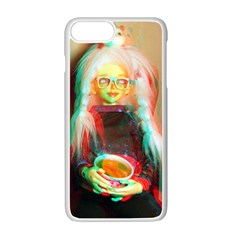 Eating Lunch 3d Apple Iphone 7 Plus Seamless Case (white)