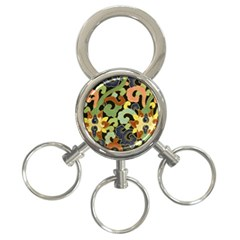 Abstract 2920824 960 720 3 Ring Key Chains