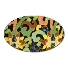 Abstract 2920824 960 720 Oval Magnet