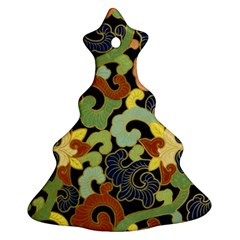 Abstract 2920824 960 720 Christmas Tree Ornament (two Sides)