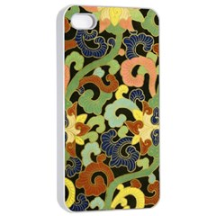 Abstract 2920824 960 720 Apple Iphone 4/4s Seamless Case (white)