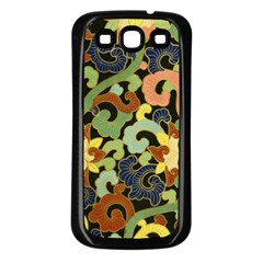 Abstract 2920824 960 720 Samsung Galaxy S3 Back Case (black)