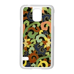 Abstract 2920824 960 720 Samsung Galaxy S5 Case (white)