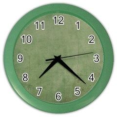 Background 1215199 960 720 Color Wall Clocks