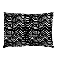 Dark Abstract Pattern Pillow Case (two Sides)
