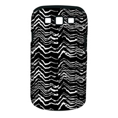 Dark Abstract Pattern Samsung Galaxy S Iii Classic Hardshell Case (pc+silicone)