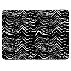 Dark Abstract Pattern Samsung Galaxy Tab 7  P1000 Flip Case