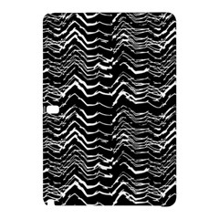Dark Abstract Pattern Samsung Galaxy Tab Pro 12 2 Hardshell Case