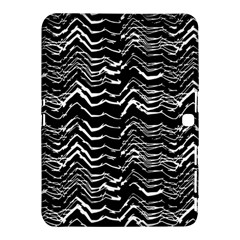 Dark Abstract Pattern Samsung Galaxy Tab 4 (10 1 ) Hardshell Case