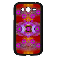 Shimmering Pond With Lotus Bloom Samsung Galaxy Grand Duos I9082 Case (black)