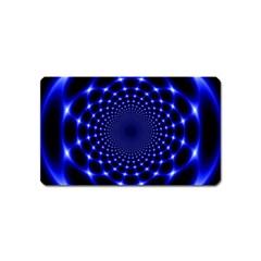 Indigo Lotus 2 Magnet (name Card)