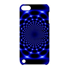 Indigo Lotus 2 Apple Ipod Touch 5 Hardshell Case With Stand