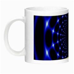 Indigo Lotus 2 Night Luminous Mugs