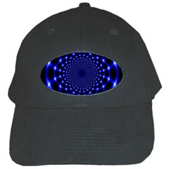 Indigo Lotus  Black Cap