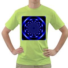 Indigo Lotus  Green T Shirt
