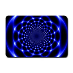Indigo Lotus  Small Doormat
