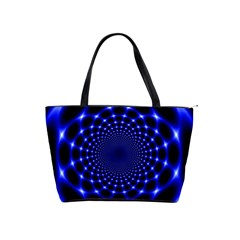 Indigo Lotus  Shoulder Handbags