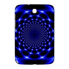 Indigo Lotus  Samsung Galaxy Note 8 0 N5100 Hardshell Case