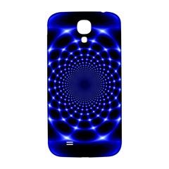 Indigo Lotus  Samsung Galaxy S4 I9500/i9505  Hardshell Back Case