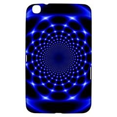 Indigo Lotus  Samsung Galaxy Tab 3 (8 ) T3100 Hardshell Case