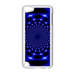 Indigo Lotus  Apple Ipod Touch 5 Case (white)