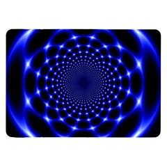 Indigo Lotus  Samsung Galaxy Tab 8 9  P7300 Flip Case