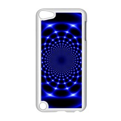 Indigo Lotus  Apple Ipod Touch 5 Case (white)