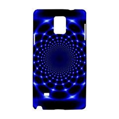 Indigo Lotus  Samsung Galaxy Note 4 Hardshell Case