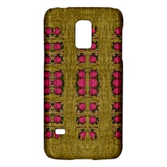 Bloom In Gold Shine And You Shall Be Strong Galaxy S5 Mini