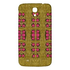 Bloom In Gold Shine And You Shall Be Strong Samsung Galaxy Mega I9200 Hardshell Back Case