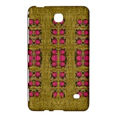 Bloom In Gold Shine And You Shall Be Strong Samsung Galaxy Tab 4 (8 ) Hardshell Case