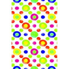 Multicolored Circles Motif Pattern 5 5  X 8 5  Notebooks